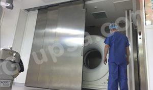Puertas Automáticas para Tomográfo Deslizante 260T