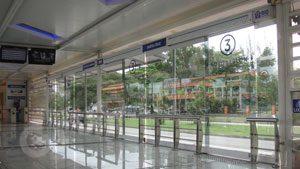 Puertas de Andén Altura Completa - PSD