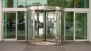 Puerta Giratoria RS-100º