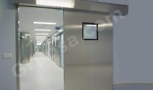 Puerta de Pabellón HS-201