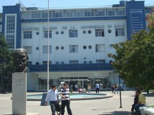hospital clinico univ chile