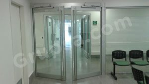 Operadores para Puertas Automáticas Batientes